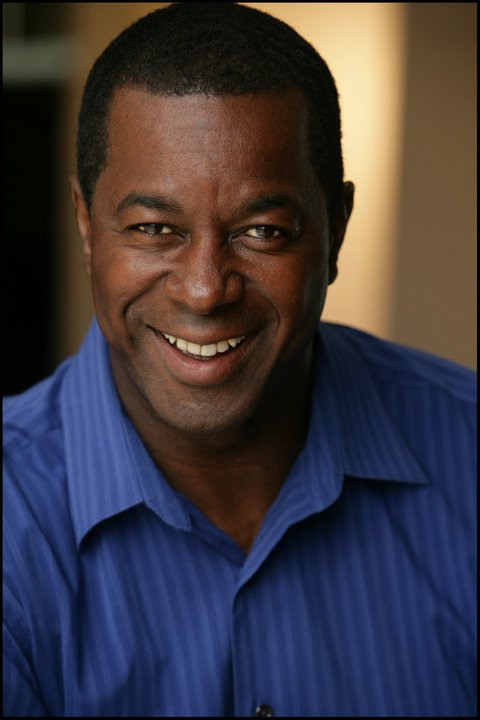 Actors Headshot Dwight Hicks
