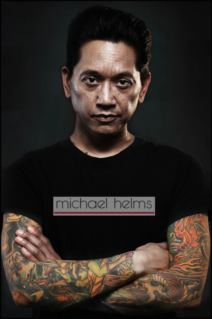 Los Angeles Photographer Michael Helms Actors Headshots
