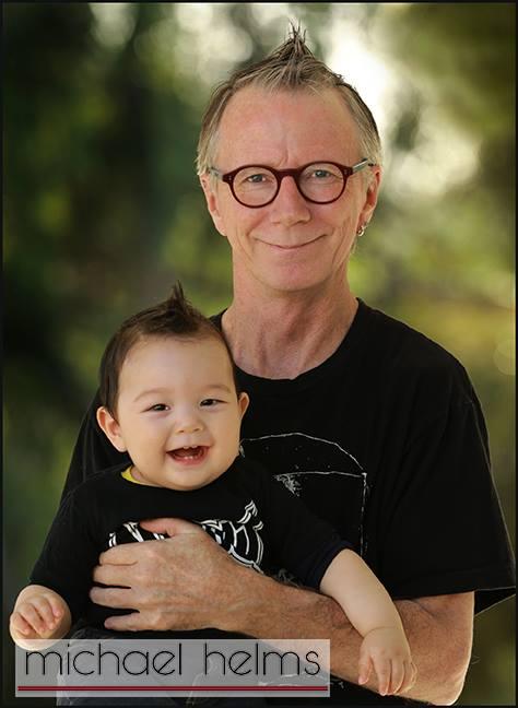 Michael Helms a Los Angeles headshot photographer