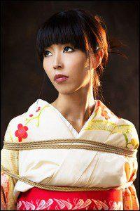 Kinbaku Photography Marika Hase